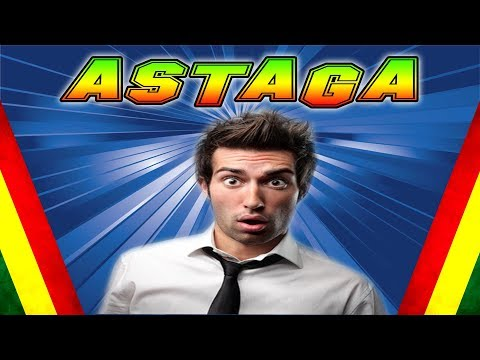 ASTAGA (Lirik) Reggae Dangdut Version