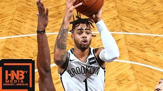 New York Knicks vs Brooklyn Nets Full Game Highlights | 03.10.2018, NBA Preseason