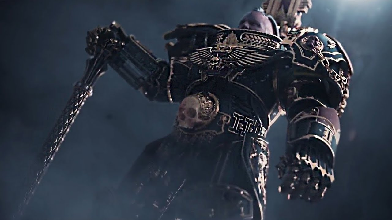 Download Warhammer 40,000 - ALL Cinematic Trailers (1080p)