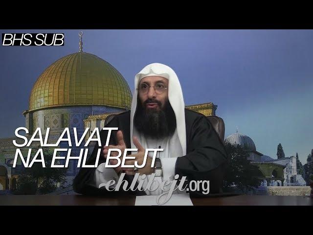 Salavat na Ehli bejt (Šejh Ebu Arefe)