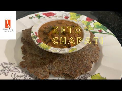 keto-chapati