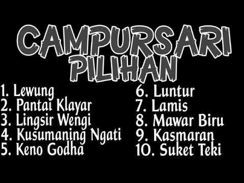 Full Album Campursari Jawa Pilihan Terbaik versi Dangdut Koplo