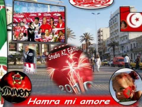 music wydad 2010 Hamra mi amore.