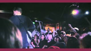 "Moose Blood ""Swim Down"" live at The Borderline, London"