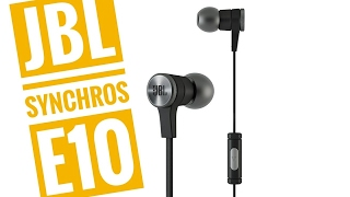 JBL Synchros E10 Headphone - Undboxing And Review [Updated]
