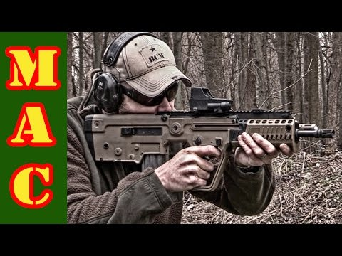 The new IWI X95 Rifle!