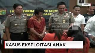 Terlibat Kasus Eksploitasi Anak, Dua Wanita Dibekuk Polisi