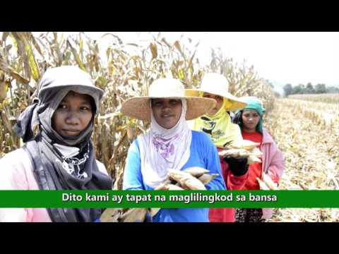 Department of Agriculture Hymn