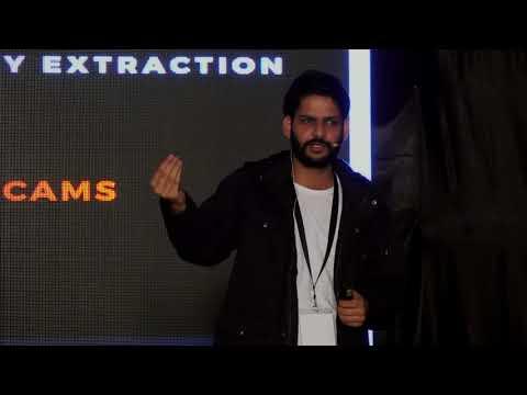 Underground Cyber Crimes in 2017 | Rahul Tyagi | TEDxGLAU