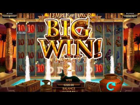 Temple of Luxor Online Slot