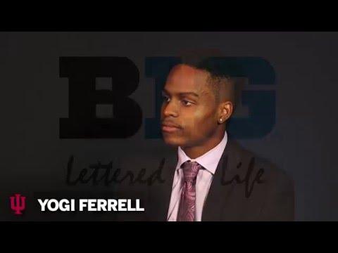 Big Ten Lettered in Life: Yogi Ferrell