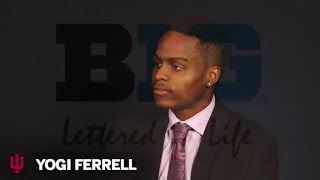 Big Ten Lettered in Life: Yogi Ferrell