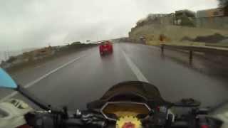 299km/h na chuva Seloko cachurrera kkkkkkk SQN EiTapoXa ★HD60fps★Eric99 Z1000
