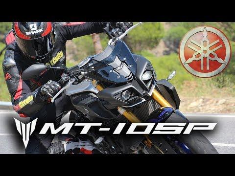 Yamaha MT-10 SP 2017 Prueba / Test / Review [Full HD]