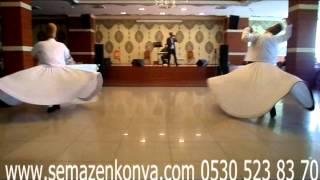 İstanbul Semazen Ekibi-Emre Organizasyon 0530 523 83 70