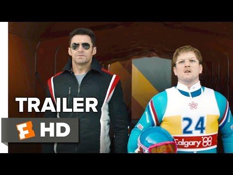 Eddie the Eagle Official Trailer #1 (2016) - Taron Egerton, Hugh Jackman Movie HD