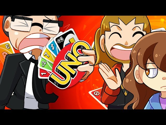 Uno w/ Friends   EVERYTHING IS FINE!!   Murder your Friends AFTER #1