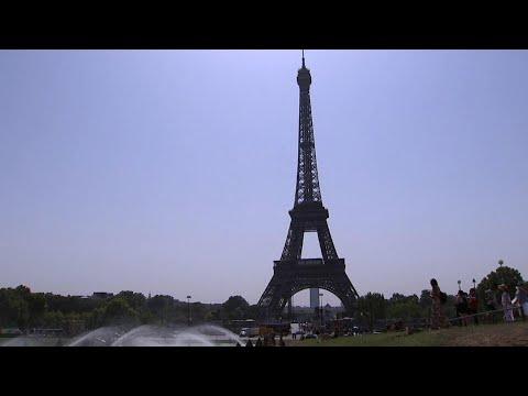 Paris Bakes, London Broils In Europe Heatwave