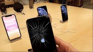 iPhone Is BROKEN! Apple Store Vlog
