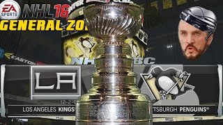 Stanley Cup Finals - NHL 16 - Be A Pro ep. 96