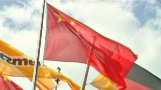 Chinese businesses investing in Germany
