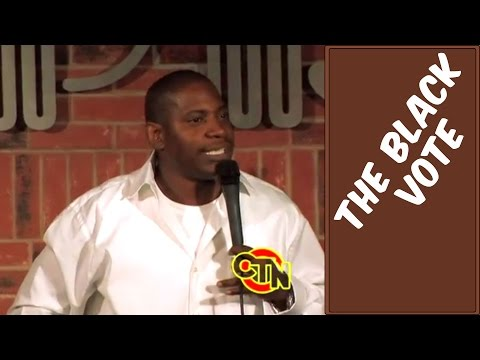 Stand Up Comedy  Rod Man  The Black Vote