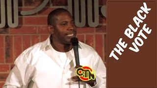 Stand Up Comedy by Rod Man - The Black Vote