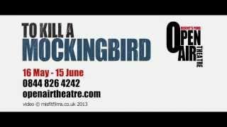To Kill a Mockingbird Teaser Trailer (2013)