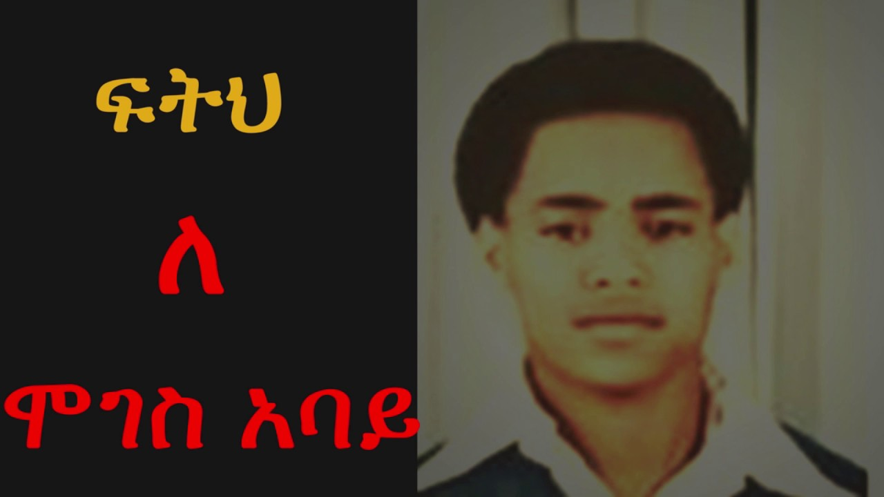 Ethiopia- Justice  For  Moges Abay