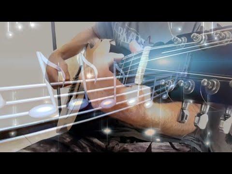 Short Slide Riffs - 12 String Instrumental Guitar Jam - Ylia Callan