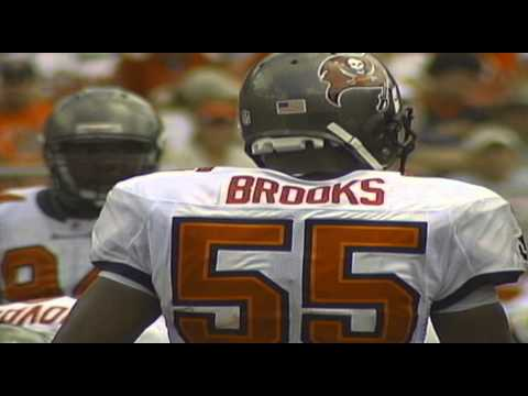 Derrick Brooks:  From Tampa to the Hall of Fame (Part 1 of 3)