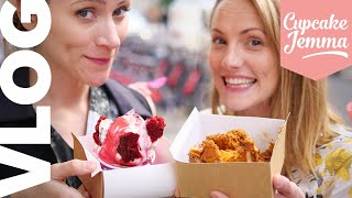 London Cake Crawl! The best Sweet Eats in COVENT GARDEN | Cupcake Jemma