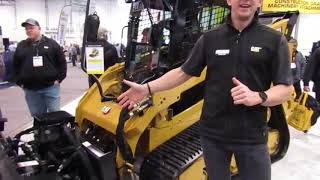 Video still for Caterpillar Showcases Its D3 Series