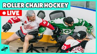 LIVE: The DP Quarantine Classic - Roller Chair Hockey