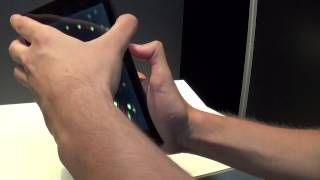 IFA 2014 - Asus Memo Pad 7 4G LTE Tablet Android - Video Preview di MobileOS it