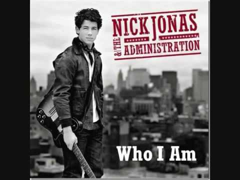 Nick Jonas - Who I am - feat. the Administration