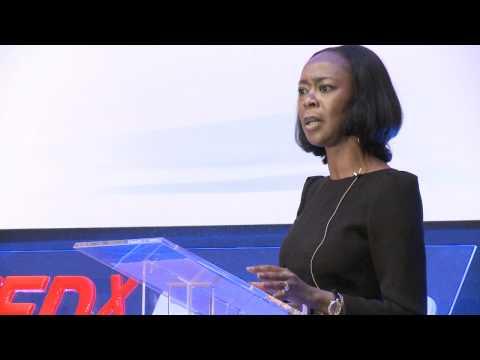 Unlikely activist: Toyin Saraki at TEDxEuston