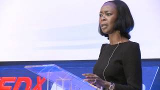 Unlikely activist: Toyin Saraki at TEDxEuston