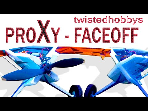 Фото Twistedhobbys proXy fpv plane modification