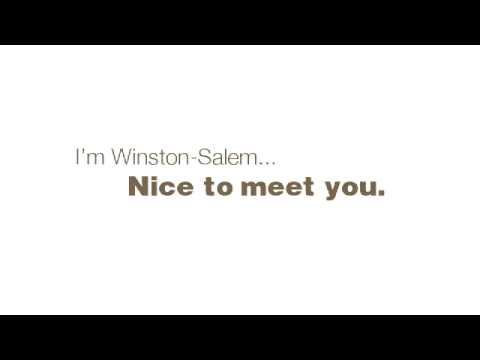I'm Winston-Salem