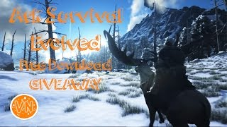 Ark Survival Evolved Free Download [CLOSED]