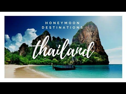 43 Things to Do in #AmazingThailand | Honeymoon Destinations