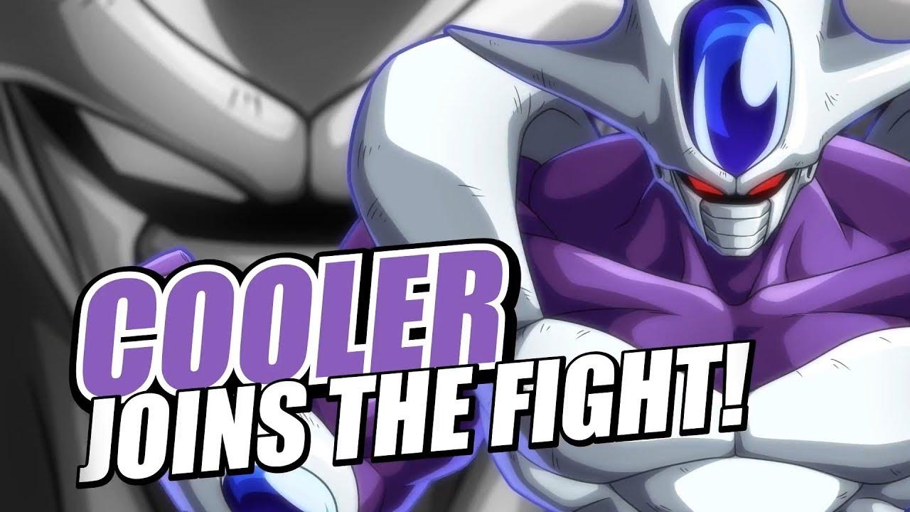 COOLER JOINS THE BATTLE!!! Dragon Ball FighterZ EVO 2018 Cooler Trailer!