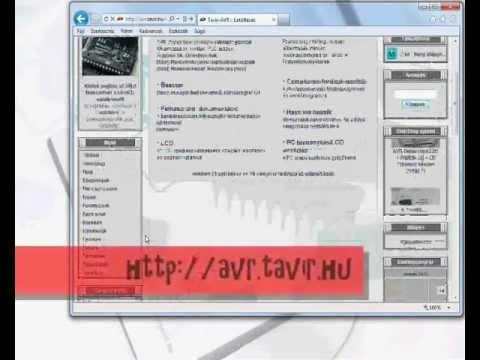 TavIR MKII Firmware Frissítés