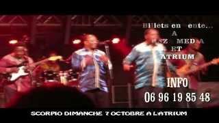 SCORPIO UNIVERSEL DIMANCHE 7 OCTOBRE 2012 ATRIUMlive /tropikprod