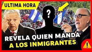 ¡¡ULTIMA HORA!! Alfredo Jalife REVELA quién FINANCIA las CARAVAN4S contra AMLO en ENTREVISTA