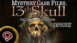 Mystery Case Files 7: 13th Skull CE [09] w/YourGibs - Chapter 9: GRAVEYARD MYSTERIES AND CHECKERS