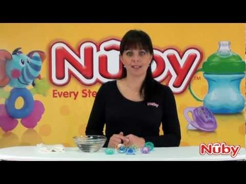 Nuby Pacifiers