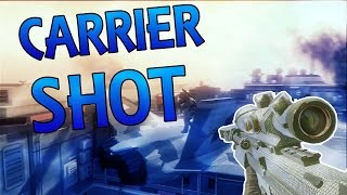 Stance ibo: 2 Nice BO2 Shot! (Carrier) - New Intro!