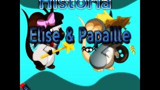 Transformice - A VERDADEIRA HISTORIA DE ELISE E PAPAILLE - NEW 2015